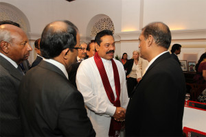 With Honorable President